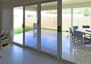 Invisi Gard hinged/sliding security doors