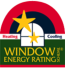 Window Energy Rating System